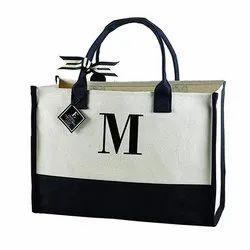 Ladies Canvas Handbag