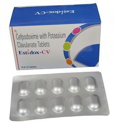Cefpodoxime Pot. Clavulanate Tablet