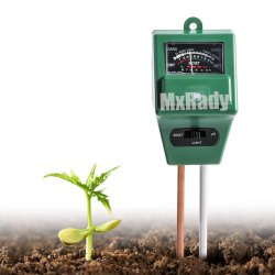 3 In 1 Soil And  PH Tester