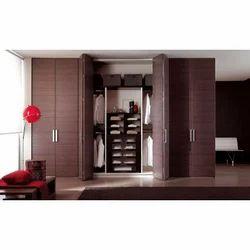 Residential Modular Wardrobe
