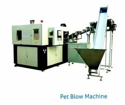 FULLY AUTOMATIC PET BLOW MACHINE