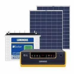 Luminous Solar Panel Set