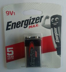 9V Energizer  Alkaline Battery