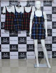 Girl Slim Fit Girls Short Jumpsuit Midi, Packaging Type: Bag, Size: Medium