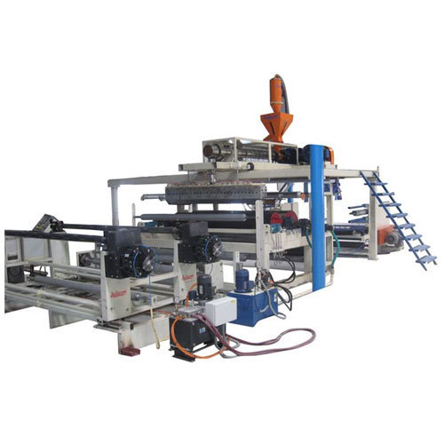 65 mm Extrusion Coating Lamination Plant JEC - 6965 65D