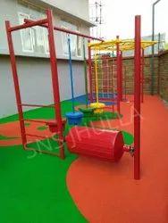 SNS 343 N Playground Climber