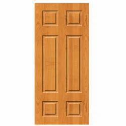 Blackberry Wooden Flush Door