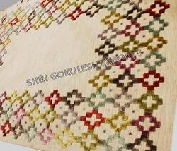 SGE Kilim Woolen Carpet