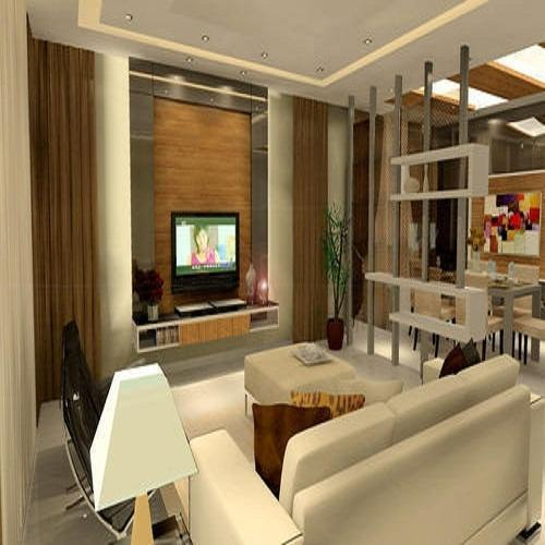 Living Room Interior Designing Service In Sector 63 A Noida Kube Concept Design Private Limited Id 19401199688