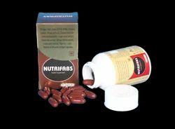 Organic Nutrifabs Capsules Omega3