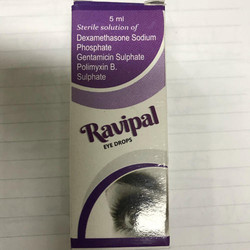 Ravipal Eye Drops