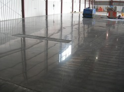 Water Repellent Concrete Polishing Services