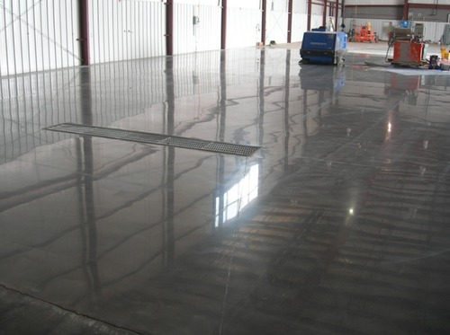 Water Repellent Concrete Polishing Services | ID: 9447753455