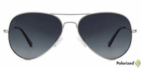 23b61cece3 Men Sunglasses - Golden Black Blue Gradient Full Rim Aviator Medium Sunglass  Retailer from Hyderabad