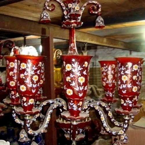 Maharaja color lighting indian chandeliers hanging jhumar maharaja color lighting indian chandeliers aloadofball Images