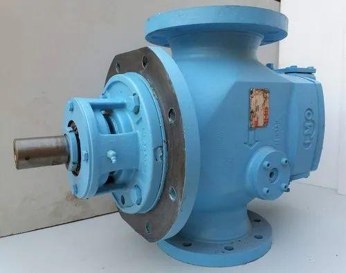 Imo Acf 90n4 Irbo Triple Screw Pump - Amin Corporation