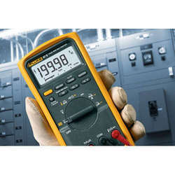 Industrial Fluke Testing Service and Fluke Measuring Instruments
