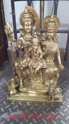 Shiva Family Statue At Best Price In India