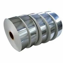 Plain Silver Dona Paper Roll, GSM: 120 - 150