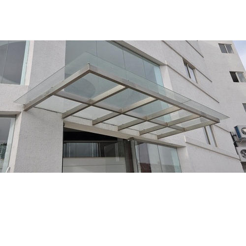 Stainless Steel Canopy  sc 1 st  IndiaMART & Stainless Steel Canopy at Rs 800 /square feet | Choolai | Chennai ...