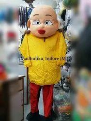Motu Patlu Mascot Costumes