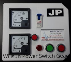 Summersible Pump control Panel