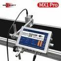 MX1 - PRO - Online Inkjet Batch Coding Printer