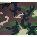 Waterproof Camouflage Fabrics, Use: Garments