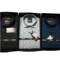 For You Cotton Men Full Sleeves Casual Shirts, Size: S-xxl, Machine and Hand Wash