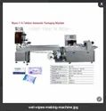 Disinfectant Wet Wipes Making Machine
