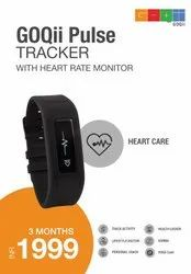 Goqii Pulse Tracker  Fitness Band