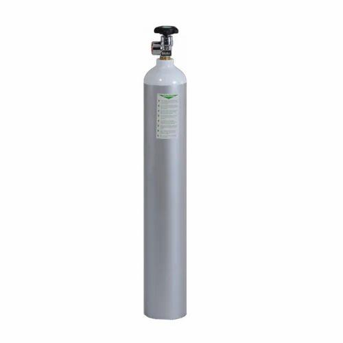 Aluminium Gas Cylinders - Aluminium Portable Oxygen Kit