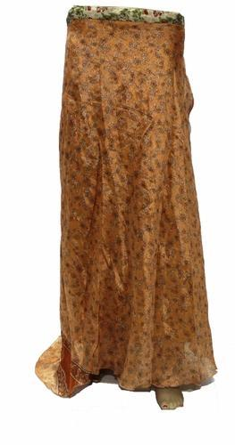 cc04f54b4222 Silk Floral Printed Long Wrap Skirt, Rs 250 /piece, Nivisaa ...