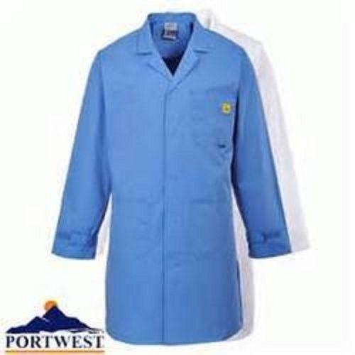 Bosskey Blue Esd Aprons Av004 Rs 370 Piece Vailankanni