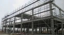 Steel Frame Structures Industrial Projects Factory Construction Service