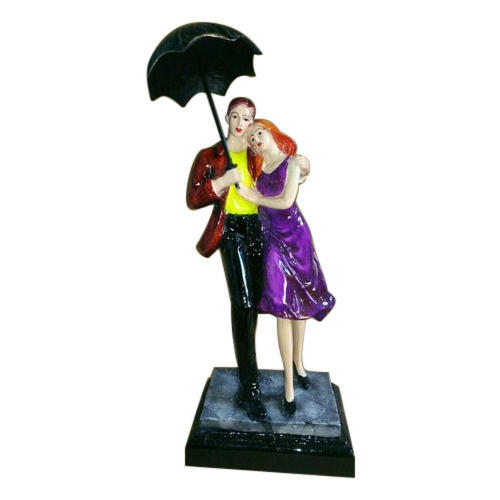 Polyresin Couple Statue