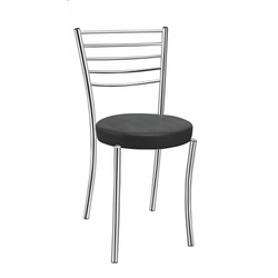 Stainless Steel Cafe Chair