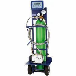 GFU08-C SF6 Gas Filling Cart