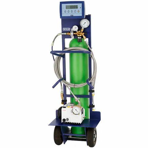 GFU08-C SF6 Gas Filling Cart