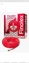 Finolex Electrical Wire, 230v, Wire Size: 90 Mtt