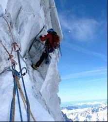 Expedition In Himalayas Mountaineering