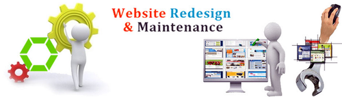 Website Redesign And Maintenance