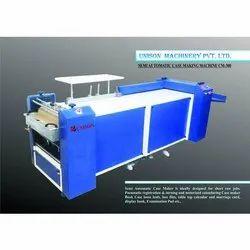 CM-300 Semi Automatic Case Making Machine