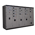 Aluminium MCC Electrical Panel, 660v