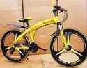 Mercedes Benz YELLOW SHARK MODEL Foldable Cycle