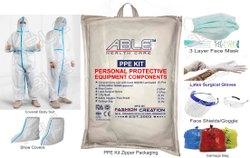 70 Gsm Non-laminated Disposable Personal Protective Equipment