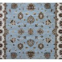 Hand Knotted Pure Wool Carpet and Chobi Rug