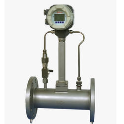 Pressure And Temperature Vortex Flow Meter