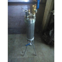 Filtration Equipment Stainless Steel Holder Reservoir