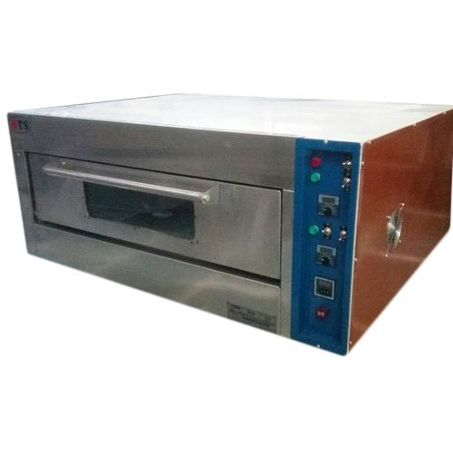 Electric Deck Oven, 1 Tray